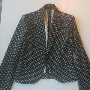Amanda + Chelsea sz 6 diamond blazer quality